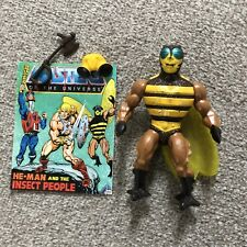Vintage él Man Figure-Buzz Off