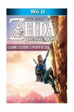 The Legend of Zelda Breath of the Wild Wii U Game Guide Unofficial by The Yuw...