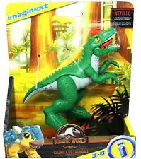 Camp Cretaceous Jurassic World Imaginext Allosaurus Dinosaur Figure 2021 Netflix