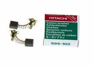 Genuine Original Hitachi 999071 Carbon Brush Set of 2