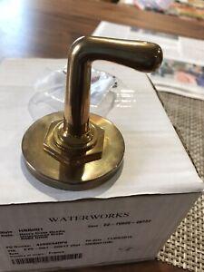 Waterworks Henry Robe Hook