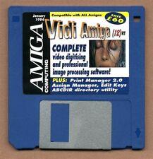 Amiga Disquette Amiga Computing 69 coverdisk 2-janvier 1994