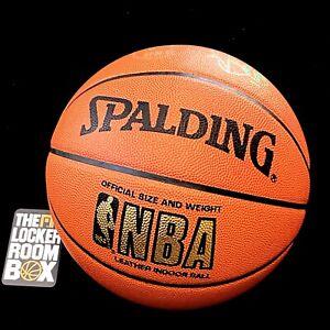 Spalding NBA GOLD Ball Basketball Jordan Kobe Trikot Game Air LeBron Iverson XI