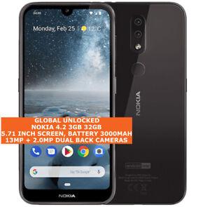 "NOKIA 4.2 3gb 32gb Octa-Core 13mp Fingerprint Id 5.71"" Android 9.0 Smartphone"