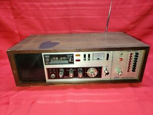 SBE Super Console CB Radio Base Station Powers on and hear sound! Rare item!