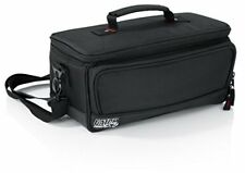 """Gator Cases Padded Mixer Carry Bag; Fits Behringer X-AIR Series Mixers; 13.1"""" x"""