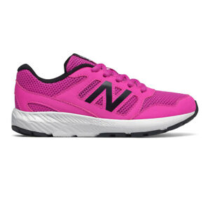 New Balance Girls 570 Running Shoes Trainers Sneakers Pink Sports