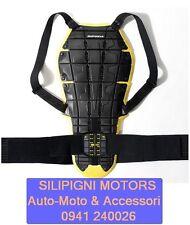 SPIDI BACK WARRIOR EVO - Z140 Protezione Schiena Moto Regolabile