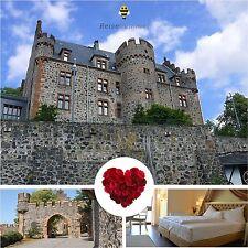 2 Tage Burg Romantik Wochenende Burghotel Staufenberg Hessen Gießen Kurzurlaub