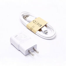 12W 2A High quality EU USB Wall Charger power Adapter 2color for Samsung S4