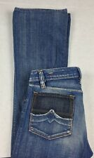 DIESEL Zaf Men's Blue Jeans Boot Cut 29x32 (Actual 30x29)