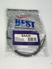 Best Kit BAA25 Aftermarket Antenna Adapter for Volvo Vehicle 2002-06