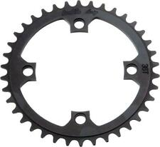 Profile Racing 4-bolt 104mm Chainring, 36t Black