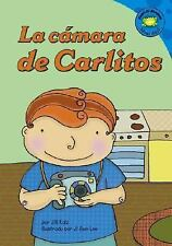 La camara de Carlitos (Read-it! Readers en Español: Story Collection) -ExLibrary