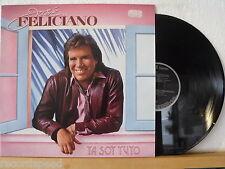 ★★ LP - JOSE FELICIANO - Ya Soy Tuyo - GER RCA 1985 - Record in Near Mint