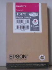 ORIGINALE Epson t6173 inchiostro Magenta per b-500dn b-510dn c13t617300 03.2018 OVP