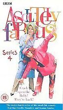 Absolutely Fabulous - Series 4 - Complete (VHS, 2001)