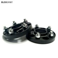 4X 20mm Hub Centric Aircraft Aluminum Wheel Spacer 5x114.3 for Acura or Honda