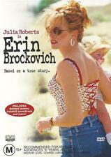 Erin Brockovich - Drama / True Story / Adult Themes - Julia Roberts - NEW DVD