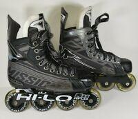 Mission Hockey Inhaler DS7 JR Inline Hockey Roller Blades Size US 3E  Shoe U.S 4