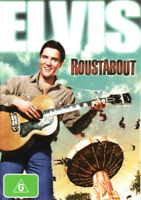 ROUSTABOUT Elvis Presley Barbara Stanwyck NEW DVD (Region 4 Australia)