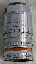 Elgeet 12 mm f: 1.2 Cine Navitar Wide Angle No. A2157 / 1C3