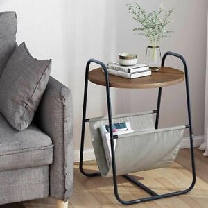 Side Coffee Table Nordic Style Bedside Desk Living Room Bedroom Sofa Furniture