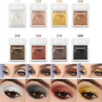 1 Colors Eyeshadow Thumb Eye Shadow Shiny Glowing Pearl Shadow Palettes Makeup
