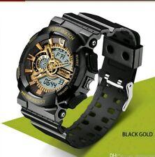 Unisex waterproof Sports Military Shock  Analog , Digital Watches chronograph
