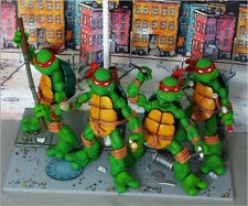 "5""  Teenage Mutant Ninja Turtles Action Figure Arms Model Collectible Set"