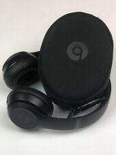 Beats by Dr. Dre Solo3 Wireless Black Bluetooth Headphones Solo 3 + Case Studio