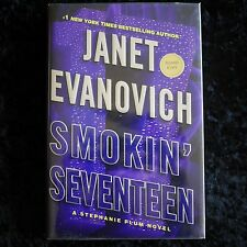 Smokin Seventeen Janet Evanovich Signed 1st Edition