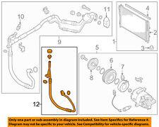 KIA OEM 14-18 Forte A/C AC Condenser/Compressor/Line-Discharge Hose 97762A7611