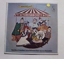 ]THE TURNABOUT PLAYERS Turnabout! OST LP Pelican Rec. LP-142 US 1975 SEALED M 4F