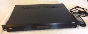 JVC LD-HD2KB D-ILA DIGITAL VIDEO PROCESSOR HDTV 1080I DCDi BY FAROUDJA WRK GREAT