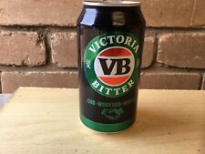 Collectable beer can - Victoria Bitter CFMEU Cub Workers Union Can 375mL