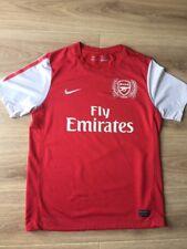 Arsenal football Shirt Nike Home Kit 125 Years Child's XL. VGC