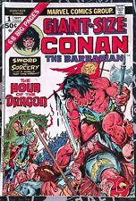 Giant-Size Conan The Barbarian #1 1974 Marvel Comics Gil Kane John Romita Sr.