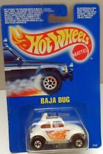Hotwheels VW Baja bug on nice card 1980s