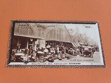 CHROMO PHOTO CHOCOLAT SUCHARD 1930 COLONIES INDOCHINE TONKIN HANOÏ Marché