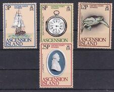 Ascension Island 1979 Viaggi di Cook 238-41 MHN