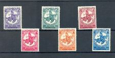 LUXEMBOURG 1934 -- MI# 256/264 --CV € 140 --** MNH LUXE -@1