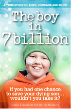 NEW! The Boy in 7 Billion by Callie Blackwell Hardcover 6/4/17