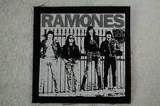 Ramones Rock Dead Kennedys Sex Pistols Toy Dolls Adicts Punk  Cloth Patch (CP42)