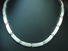925 Sterling Silber Collier / Esprit / Echtsilber / 45,0cm / 52,6g