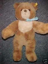 Steiff 14 inch Brown Cosy Teddy