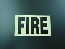 """FIRE IR MB ON TAN solasX NO LOGO PATCH 3.5""""X2"""" 2ND WITH VELCRO® BRAND FASTENER"""