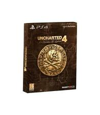 "Juego Sony PS4 ""uncharted 4 Special Edition"""