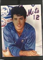 RON DARLING  # 12  NEW YORK METS  8 X 10 PHOTO 1986