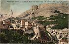 CPA Principauté de Monaco-Le Palais du Prince et la Téte de Chien (234388)